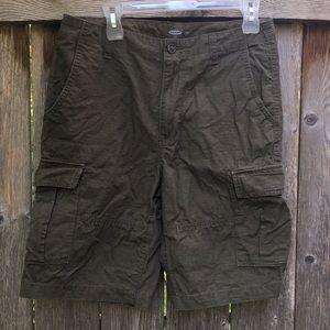 3/$20 sz 30 Old Navy cargo shorts, 100% cotton
